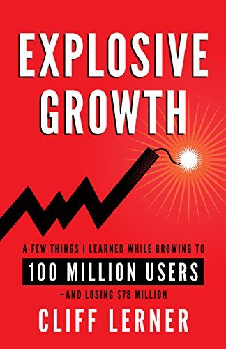 Explosive Growth Book